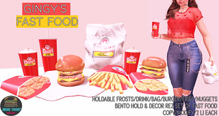 Junk Food - Gingy's Fast Food
