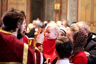 09.02.2020 | Божественная литургия в Софийском соборе