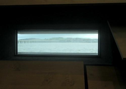 V&A, Dundee, Window