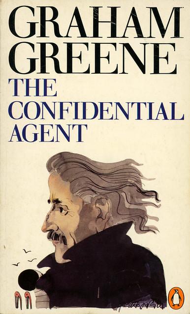 Penguin Books 1895 - Graham Greene - The Confidential Agent