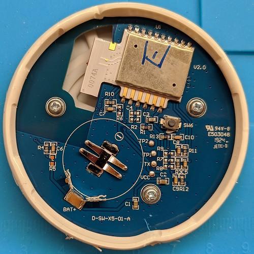 Ikea E1810 remote