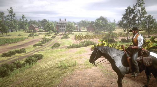 Red Dead Redemption 2 - Plantation