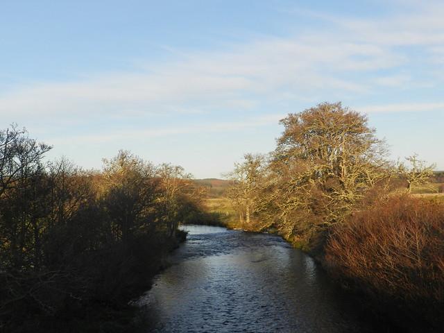 River Nairn, Inverarnie, Nov 2019
