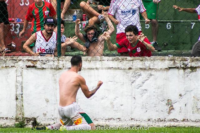 Portuguesa Santista 2 x 1 Rio Claro (Paulistão A2)