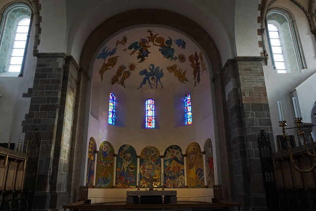 Ribe Cathedral - Apse