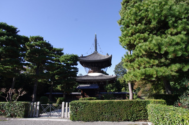 Kyoto's south