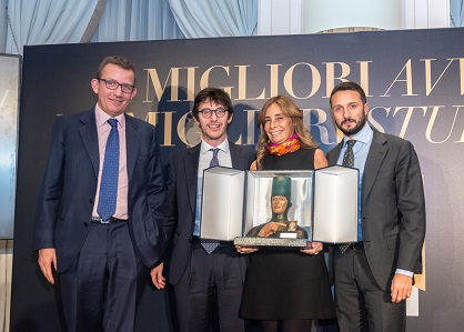 Dentons wins seven awards at the Best lawyers and law firms in Italy Awards