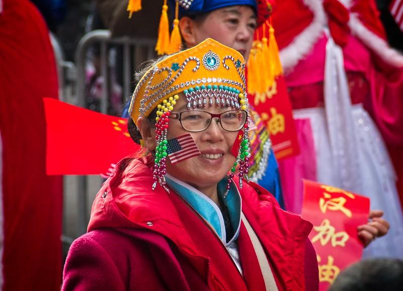 Chinese Lunar Parade 2020