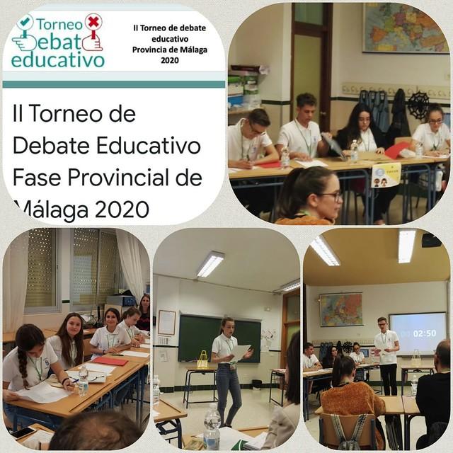 II Torneo de Debate Educativo Fase Provincial