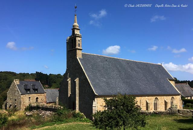 Chapelle Notre-Dame du Yaudet à Ploulec'h