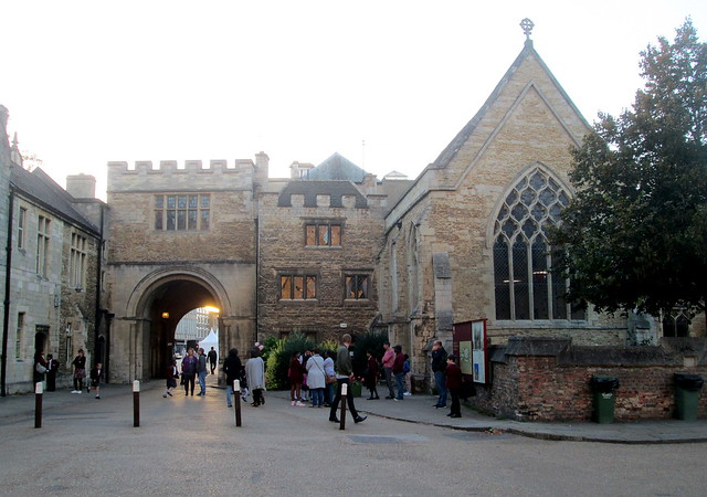Norman Arch, Peterborough