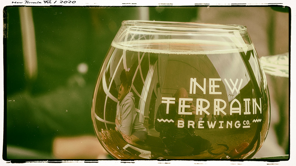New Terrain Brewing, Golden CO