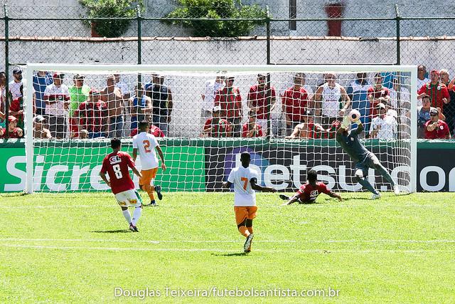 Portuguesa Santista 0 x 0 Atibaia (Paulistão A2)
