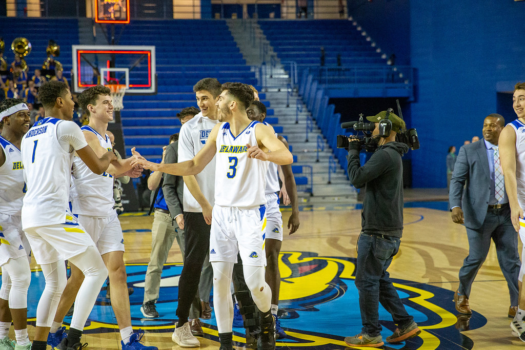 Delaware Athletics: Five best moments from Winter session