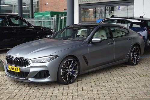 2020 BMW M850i Gran Coupé Photo