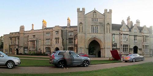 Bishop's Palace, Peterborough