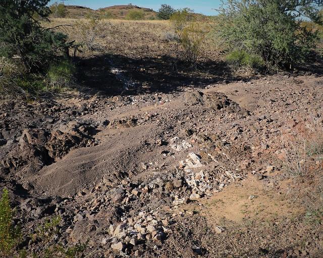 White Rock Vein in Stream Gully 7D2_5031