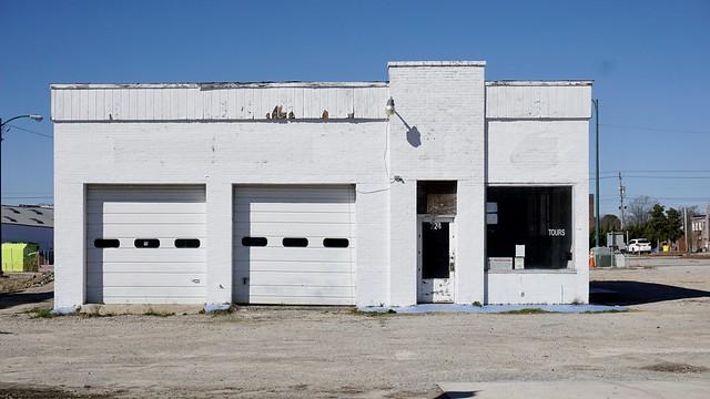 Wilson, North Carolina - Former Amoco Station