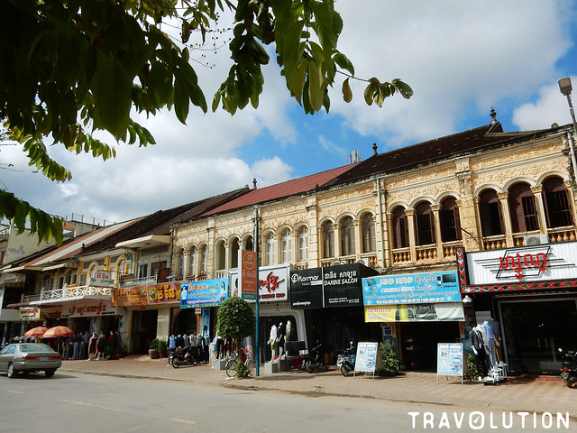 Colonial Buildings, Battambang