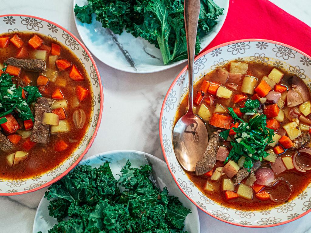 One Pot Beef Stew