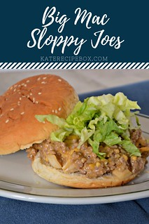 Big Mac Sloppy Joes | by katesabella