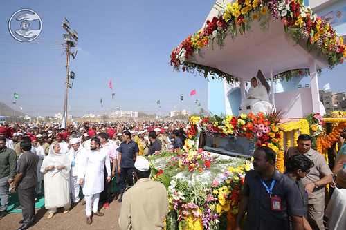 HH's Palki in procession