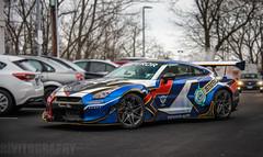 Nissan GT-R  (由  Rivitography