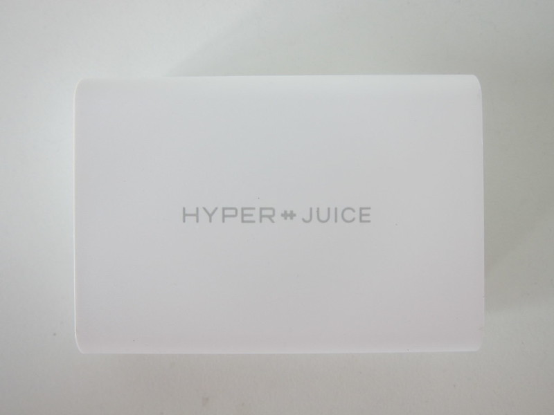 HyperJuice 100W GaN USB-C Charger - Side