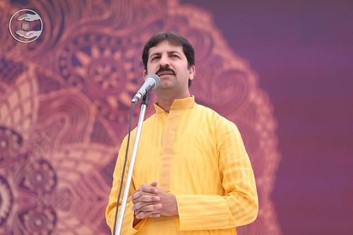 Sindhi speech by Mahesh Kumar Nanwani, Amravati, MH