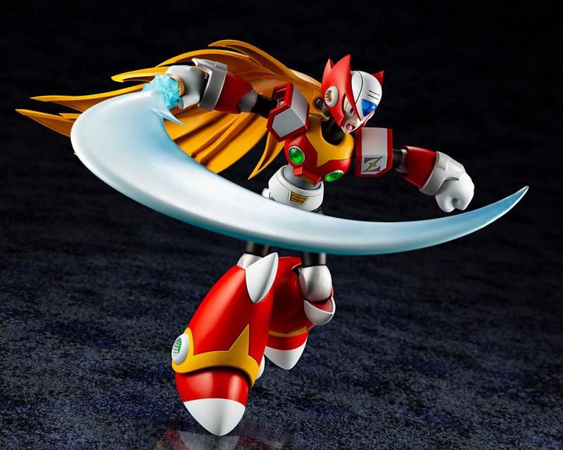 特A級非正規獵人參上!壽屋《洛克人X》傑洛 1/12比例組裝模型(ロックマンX ゼロ)