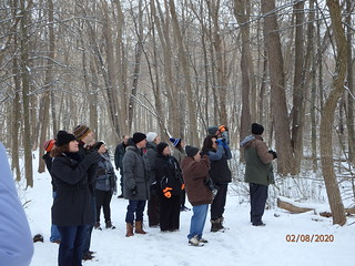 Second Saturday Bird Walk Feb 8, 2020 by Penny O'Connor
