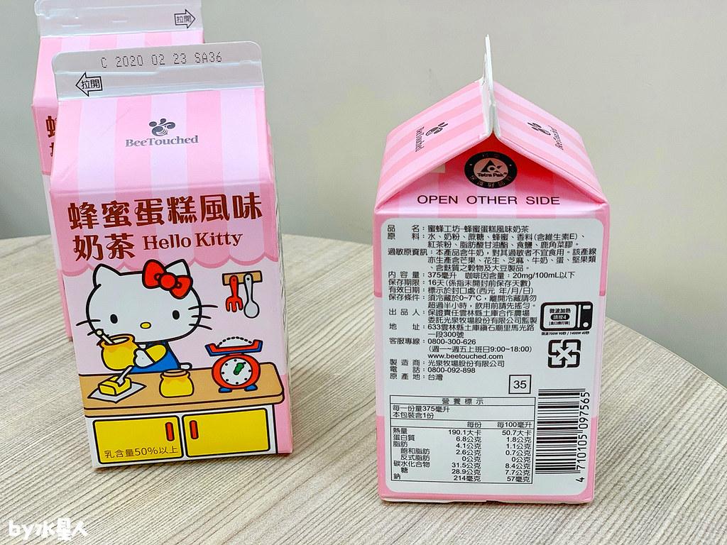 49519269491 d57655b235 b - Hello Kitty迷快衝!蜜蜂工坊新推出提拉米蘇、蜂蜜蛋糕風味奶茶,包裝讓人捨不得喝阿