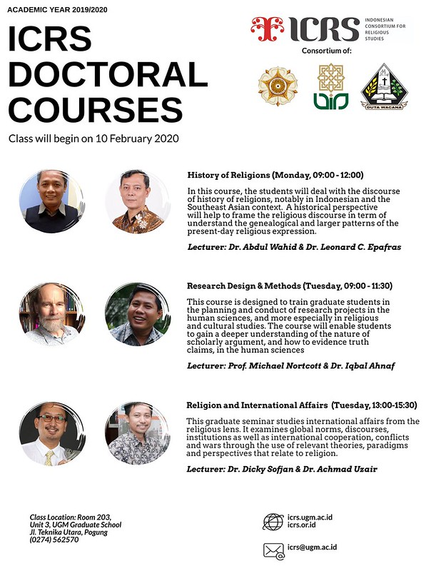 icrs courses
