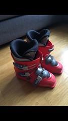 Dětské lyžařské boty Salomon T3, vel.37 - titulní fotka