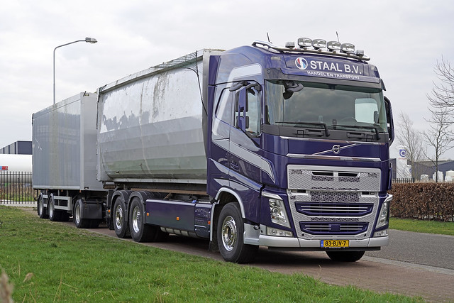 Volvo FH (Staal)