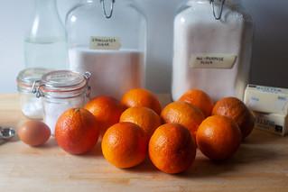 a whole lotta blood oranges