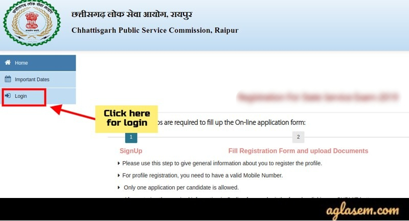 Chhattisgarh Civil Judge Admit Card 2020