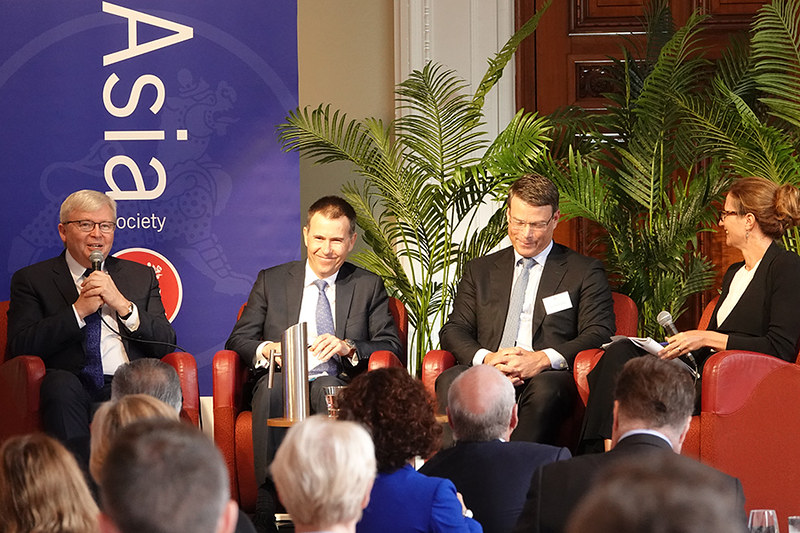 Asia Society Policy Institute launch | State Library of Victoria |  11 February 2020