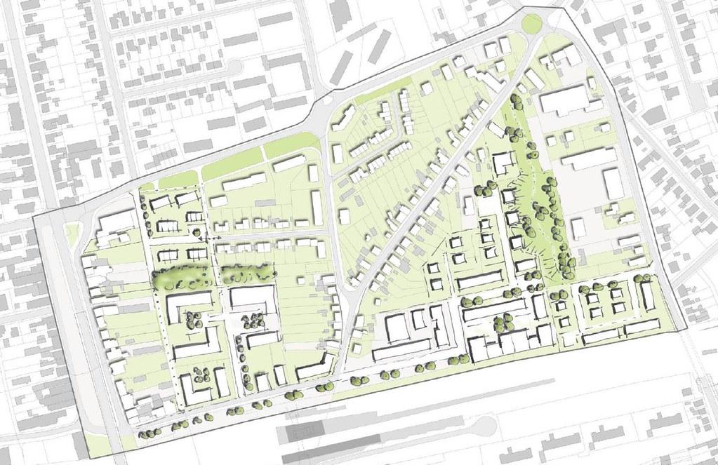 Städtebauliches Quartierskonzept Rüsdorfer Kamp