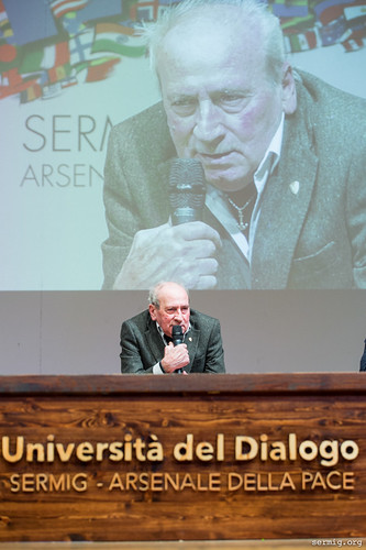 Franco Leoni Lautizi all'Università del Dialogo
