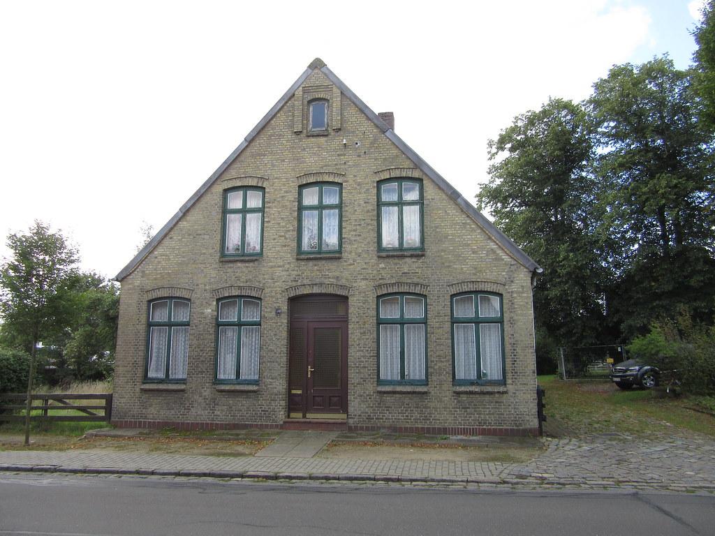 Historisches Bauernhaus in der Rüsdorfer Straße