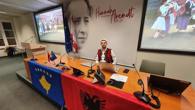 Albanian Movies Evening 2020