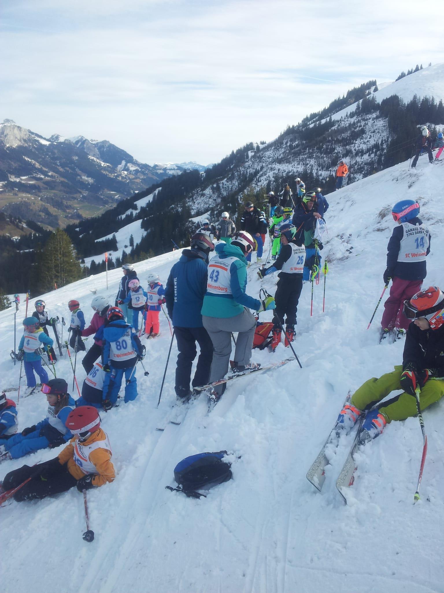 Clubrennen & Freunschaftsriesenslalom 2020
