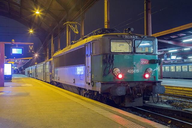 SNCF 425 615 Strasbourg