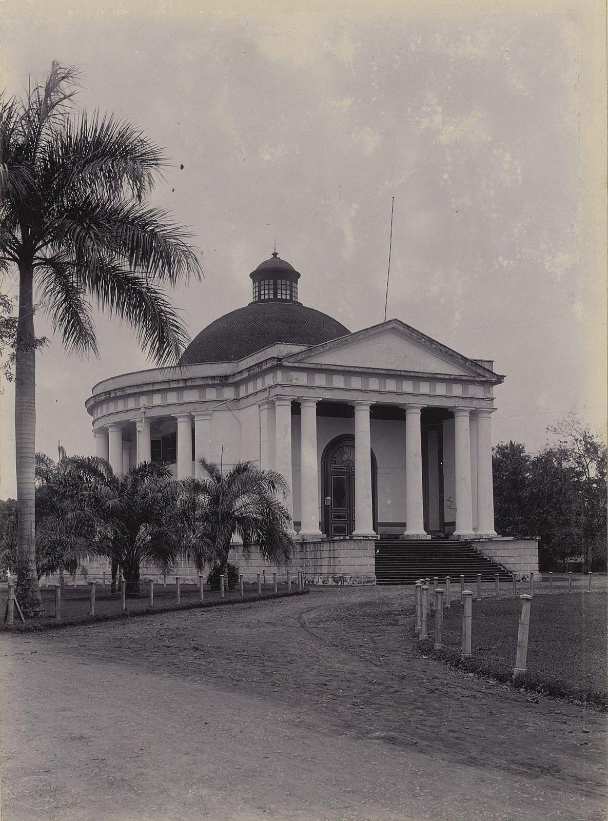 07. Индонезия. Батавия