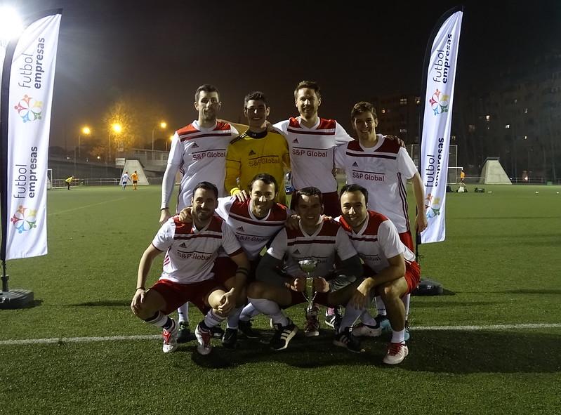 Final Apertura 19/20 - Segunda Plata