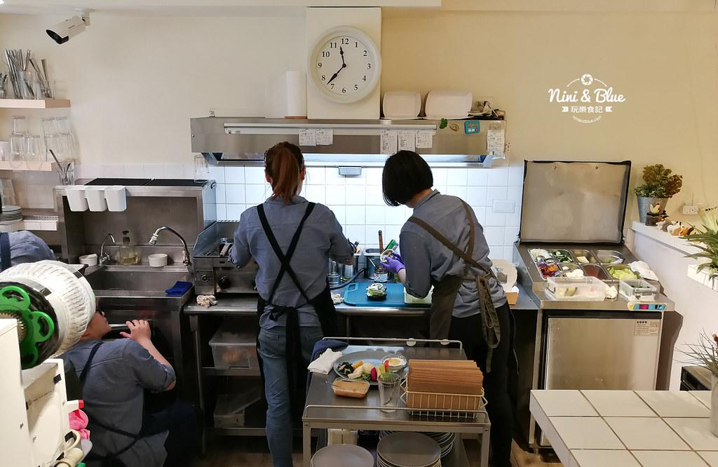 初 好食True House蔬食 貝果03