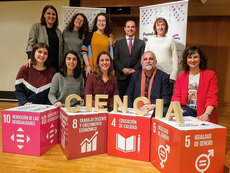 Acto del Día Internacional de la Mujer y la Niña en la Ciencia en Gudalajara