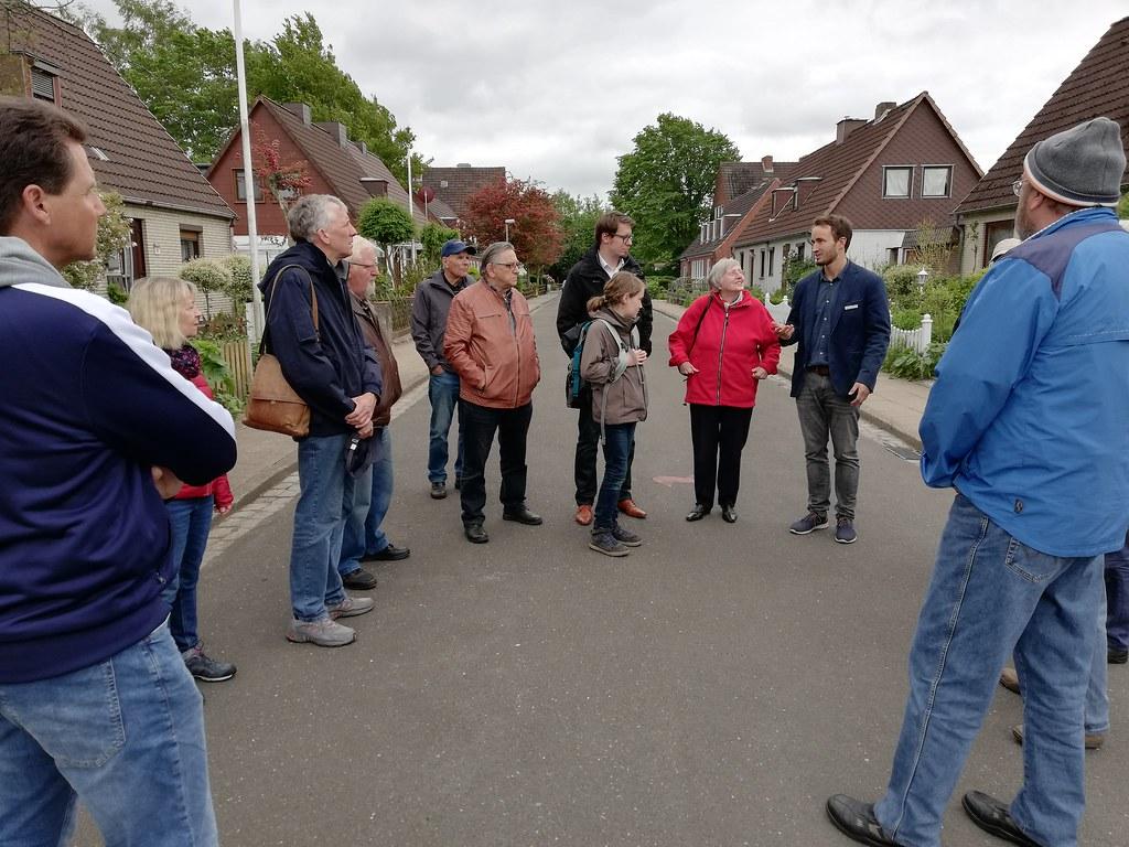 Stadtspaziergang durch den Rüsdorfer Kamp