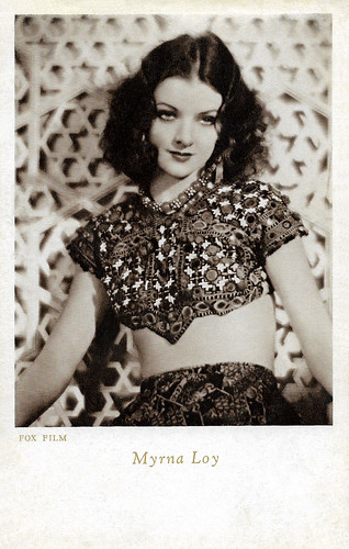 Myrna Loy in Isle of Escape (1930)